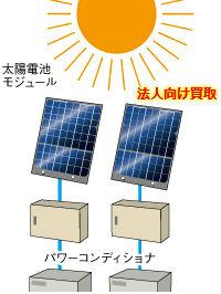 太陽光発電買取