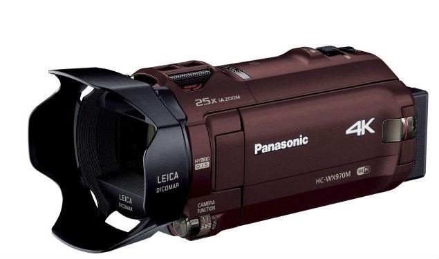 ビデオカメラ-1