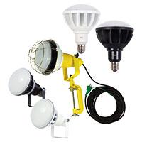 電球型LED交換球 エコビック 50W買取