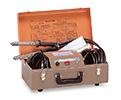 ロウ材:電気ロウ付機・加工用工具