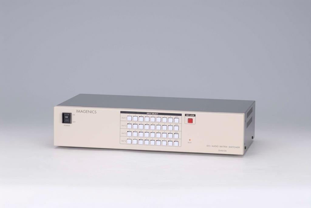 DVI、HDMIマトリックススイッチャー