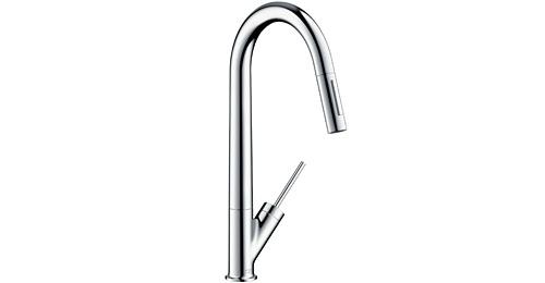 HG10821キッチン用湯水混合栓 (スパウト引出しタイプ)買取