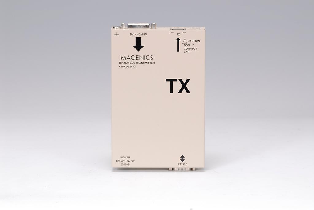 DVIツイストペア伝送器