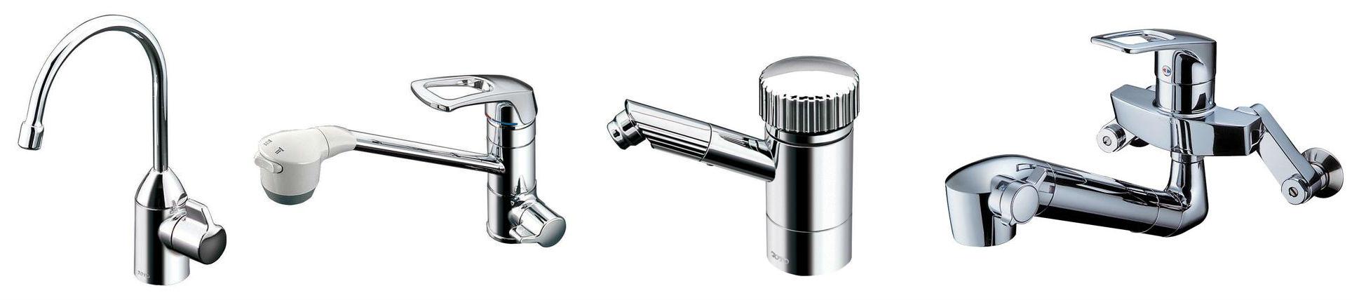 浄水器用水栓買取