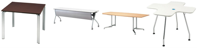 会議テーブル買取。