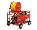 高圧洗浄機 エンジン式 洗管仕様買取